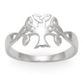 Sterling Silver Tree of Life Ring 1099