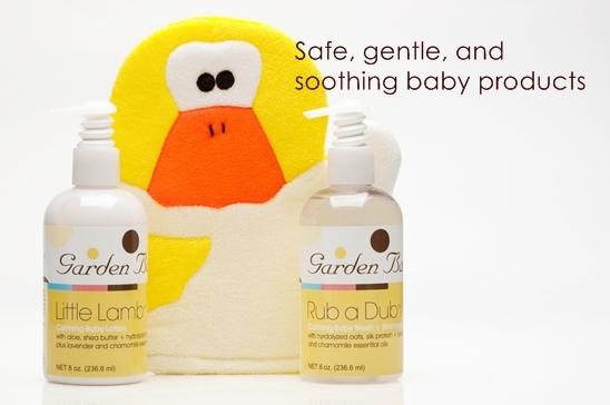 Paraben free phthalate free natural baby lotion baby wash