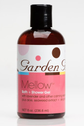 Mellow lavender shower gel