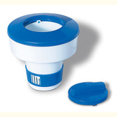 The floating chlorinator is an excellent and cheap porduct.