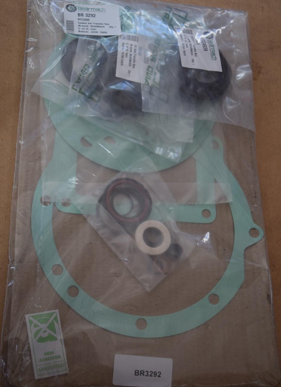 Transfer Case (LT230) Oil Seal Kit - RTC3890