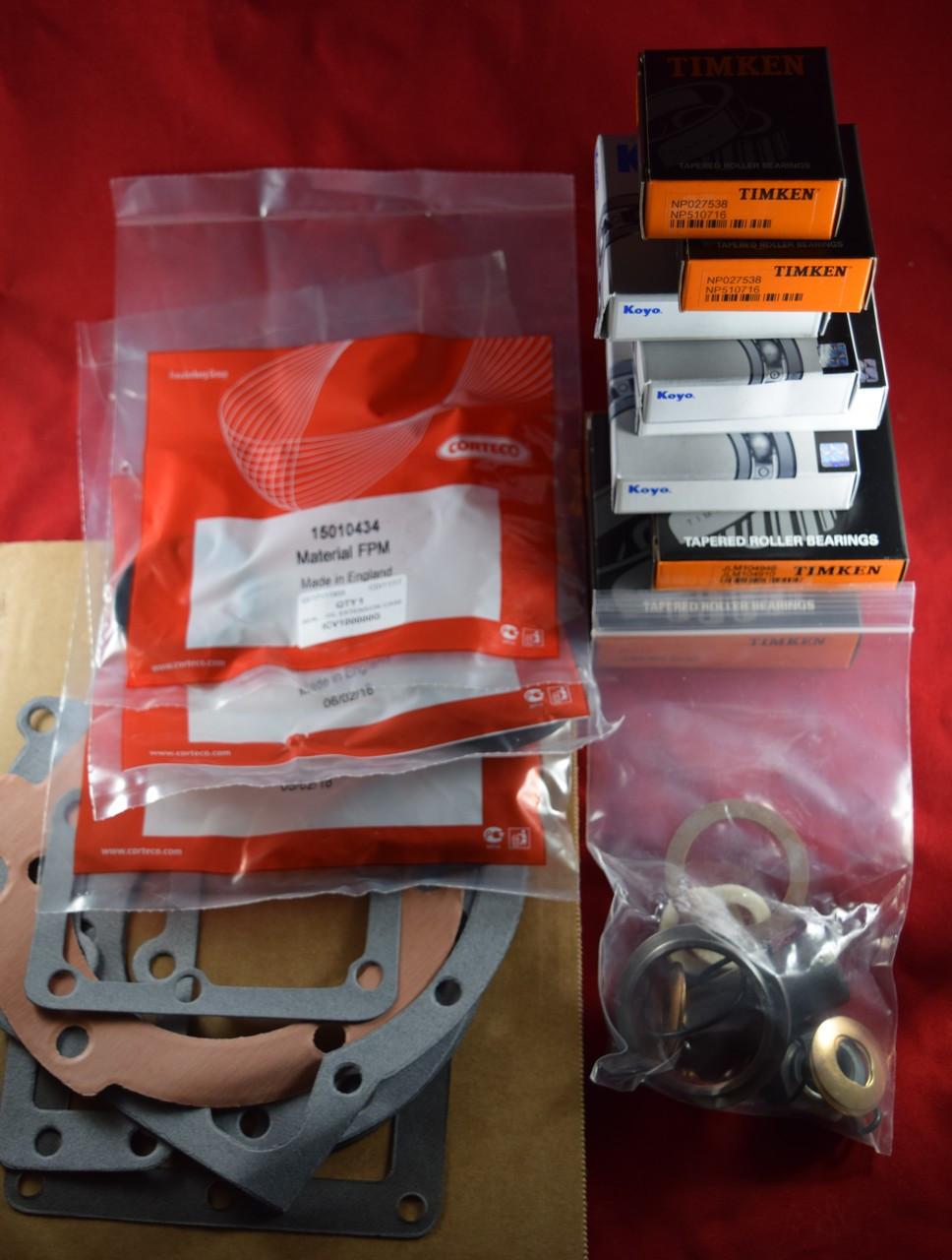 LT230 Master Rebuild Kit