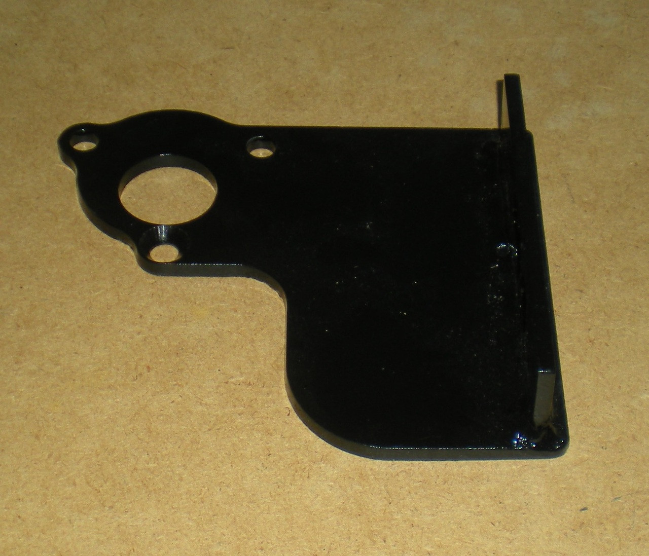 Transfer Case Cable Mounting Plate for the LT230