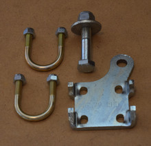 GL79LHD Steering Damper Mounting Bracket with Clamps