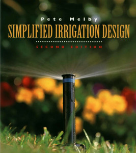 Simplified irrigation design pete melby
