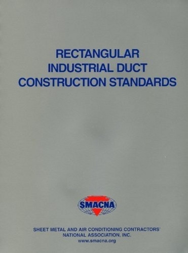 Rectangular Industrial Duct Construction Standards Inch