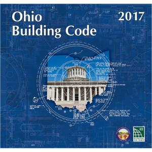 2017 Ohio Building Code 9781609837617