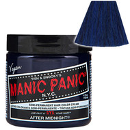 Trash Monkey ** After Midnight Blue Classic Hair Dye Manic Panic