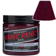 Trash Monkey ** Fuschia Shock Classic Hair Dye Manic Panic
