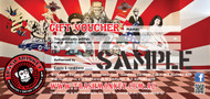 TRASH MONKEY GIFT Voucher - $250
