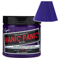 Trash Monkey ** Lie Locks Classic Hair Dye Manic Panic