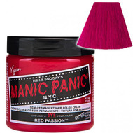 Trash Monkey ** Red Passion Classic Hair Dye Manic Panic