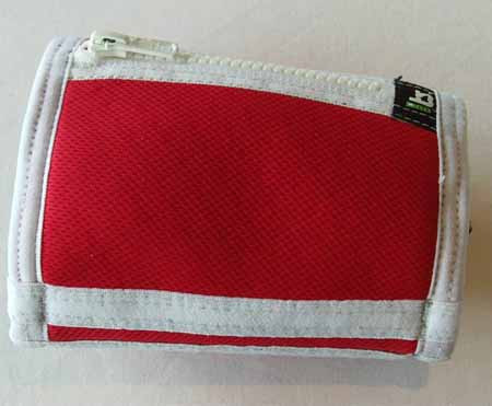 Trash Monkey** ITZ Arm Wallet Coolmax - Red