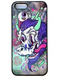 "Trash Monkey ** DISTURBIA - ""Space Goat"" iPhone Case"