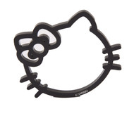 Trash Monkey ** Hello Kitty Head Bangle - Black