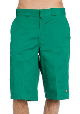 Trash Monkey** Dickies Green Multi Pocket Mens Work Shorts