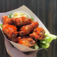 RED HOT BUFFALO WINGS