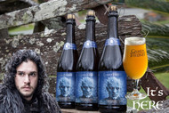 Game of Thrones Winter is Coming Beer - Limited Edition 750ml