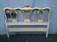 Full Size French Provincial Headboard