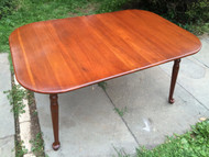 Solid Cherry 5ft Dining Table