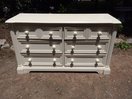Shabby Chic 6 Drawer Dresser by Lexington