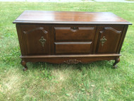 Cherry French Provincial Cedar Chest