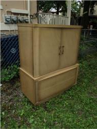 Vintage Basic Witz Tall Dresser - Armoire