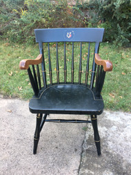 Antique Cornell University Windsor Chair