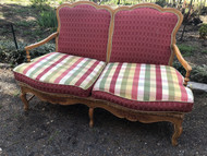 5ft French County Settee / Loveseat