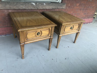 Pair of Thomasville End Tables