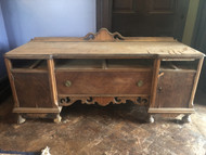 Antique Server / Media Stand