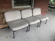 3pc Patio Seating Set