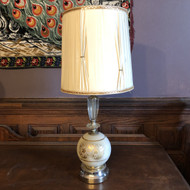 Victorian Style Table Lamp w/ Shade