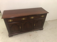 Traditional Cherry Dining Room Buffet Server