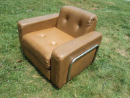 Le Corbusier Style Leather Arm Chair