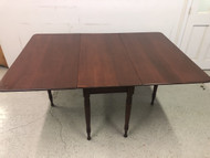 Solid Cherry Drop Leaf Table