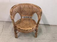 Bamboo / Rattan Arm Chair
