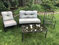 4pc Martha Stewart Patio Set