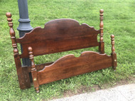 Solid Cherry Queen/Full Headboard and Footboard