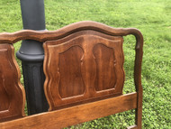 Double Panel French Queen/Full Headboard