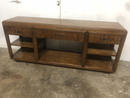 Solid Oak Sofa Table