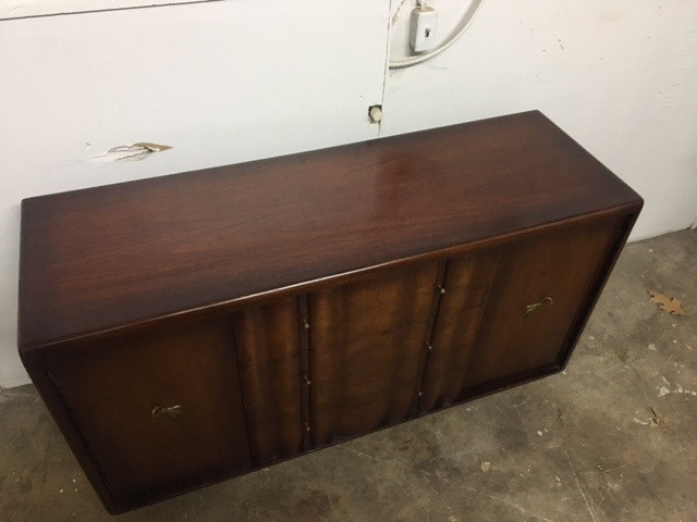Mahogany Dining Room Buffet Image 1