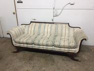 Antique Mahogany Duncan Phyfe Sofa