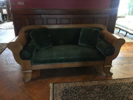 Antique Biedermeier Sofa Circa 1870's