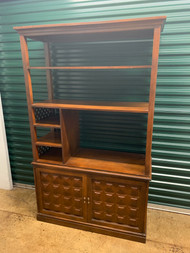 Vintage Modern Wall Unit / Storage Display