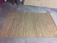 Knotted rope carpet