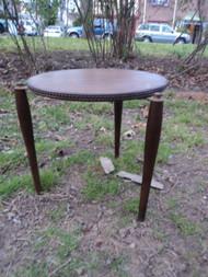 Retro Modern Side Table
