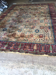 Karastan Wool Carpet