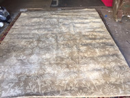 Ivory Beige wool carpet