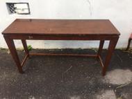 Bassett modern desk/console